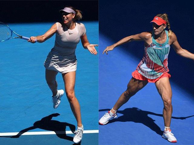 """""""Tiên nữ"""" đẹp nhất Australian Open: Sharapova, Bouchard phải tủi hờn 8"""