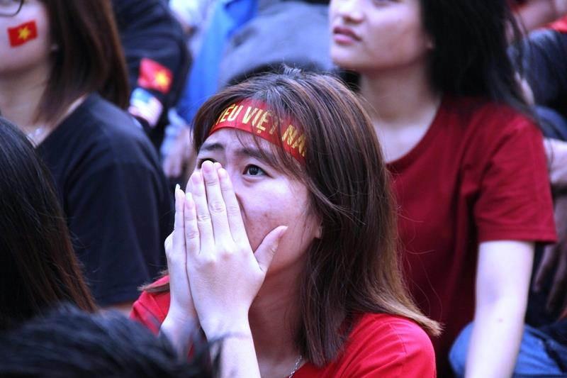 U23 Việt Nam đánh bại U23 Qatar, người hâm mộ vỡ òa sung sướng - 17