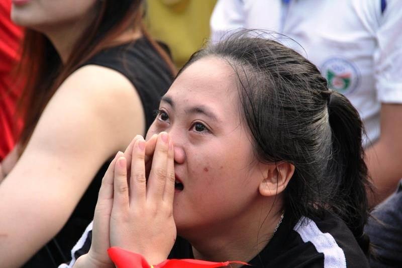U23 Việt Nam đánh bại U23 Qatar, người hâm mộ vỡ òa sung sướng - 18