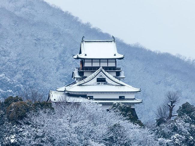 Những lâu đài phủ đầy tuyết lãng mạn nhất thế giới - 9