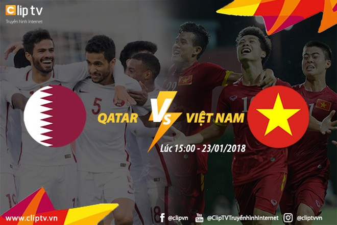 Cách xem trận bán kết U23 Việt Nam - U23 Qatar tại văn phòng 1