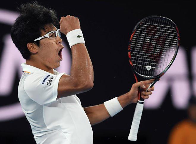 Chung Hyeon gây sốc Australian Open: Ngôi sao tương lai thực thụ 2