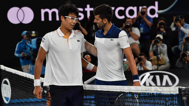 Chung Hyeon gây sốc Australian Open: Ngôi sao tương lai thực thụ 1