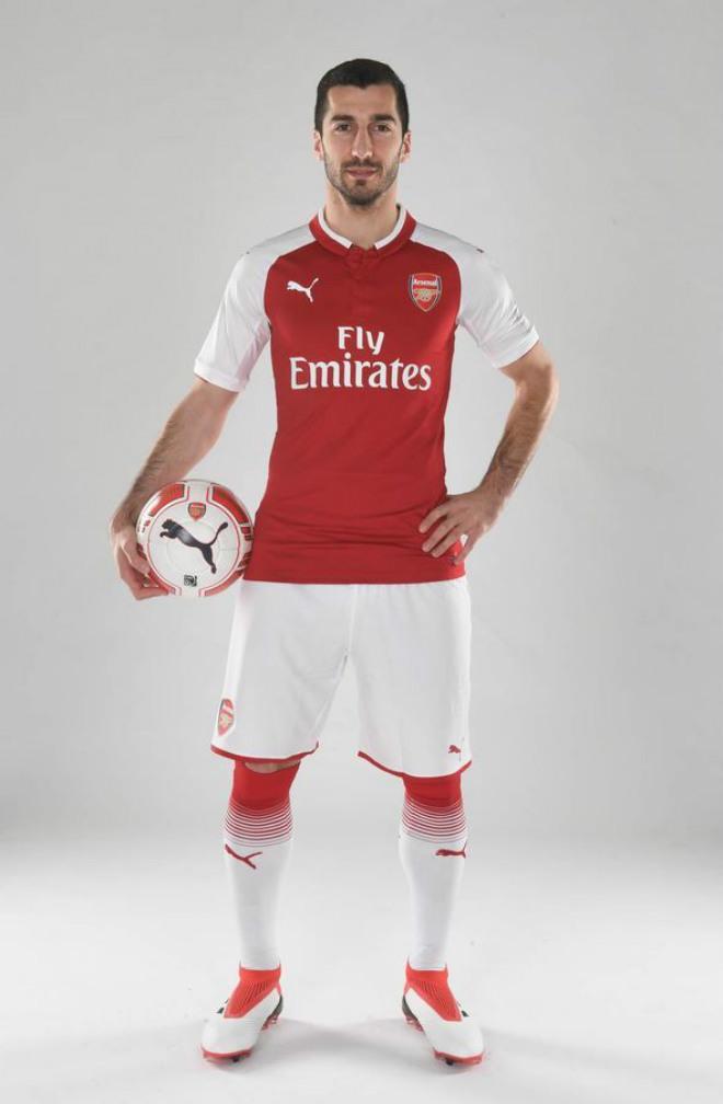 Chuyển nhượng HOT 23/1: Arsenal có Mkhitaryan, chờ đón tiếp Aubameyang 1