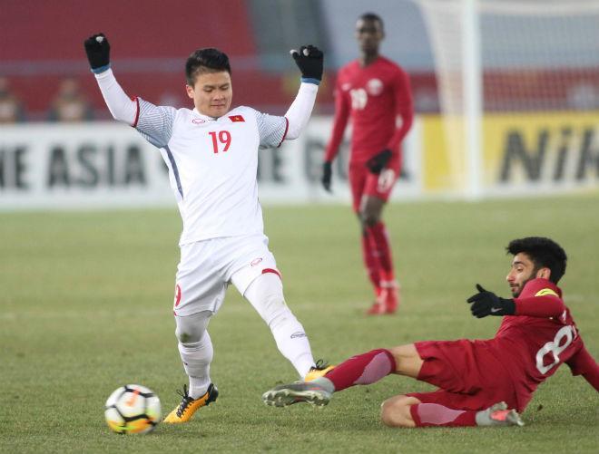 Quang Hải giống Ronaldo đến lạ: U23 Việt Nam mơ vô địch như MU