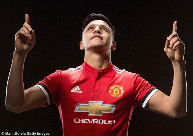Trăm triệu fan MU vui sướng vì có Sanchez, mơ hạ Man City kinh điển 1