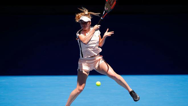 Trực tiếp tứ kết Australian Open 23/1: Mỹ nhân Svitolina bị loại đau đớn 1