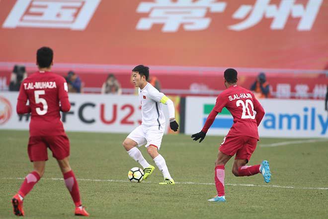 U23 Việt Nam - U23 Qatar: Kinh thiên động địa, vé chung kết lịch sử! - 1