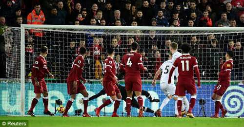 Chi tiết Swansea – Liverpool: Cột dọc oan nghiệt tước bàn thắng (KT) 6