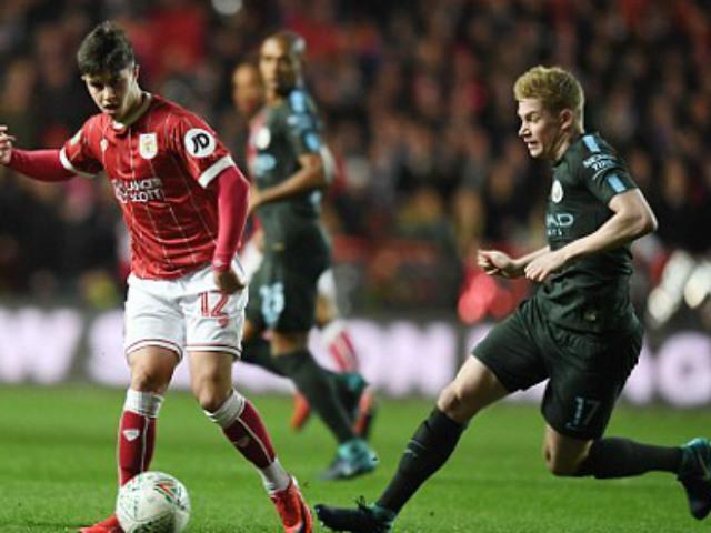 Cardiff - Man City: MU gọi, Man City trả lời 4