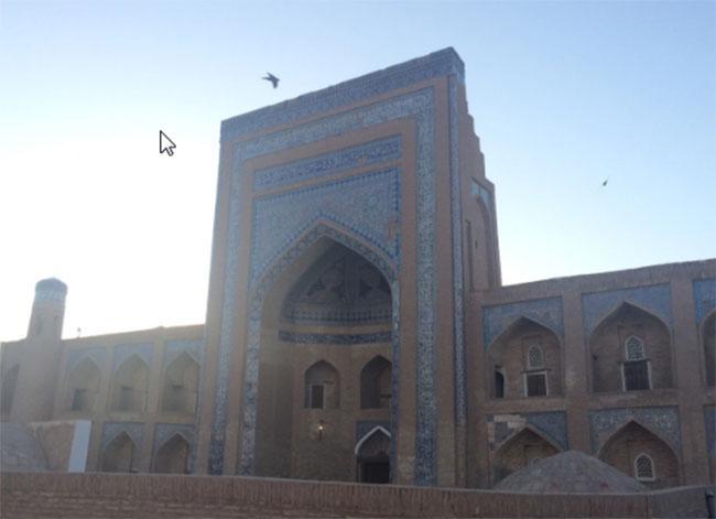 Những điểm du lịch đẹp lạ ở Uzbekistan - Đội tuyển chạm trán với U23 VN - 2
