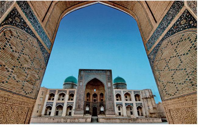 Những điểm du lịch đẹp lạ ở Uzbekistan - Đội tuyển chạm trán với U23 VN