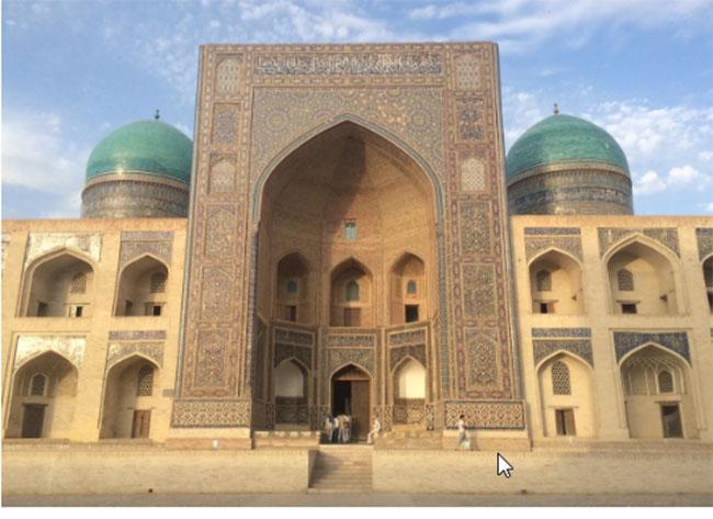 Những điểm du lịch đẹp lạ ở Uzbekistan - Đội tuyển chạm trán với U23 VN - 5