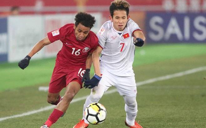 Trước trận đấu căng thẳng, Hồng Duy (U23 VN) vẫn bình tĩnh...bán son