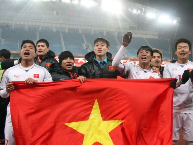 """HLV Park Hang Seo: """"Cầu thủ Việt Nam ngang tầm Nhật Bản, Hàn Quốc"""" 4"""