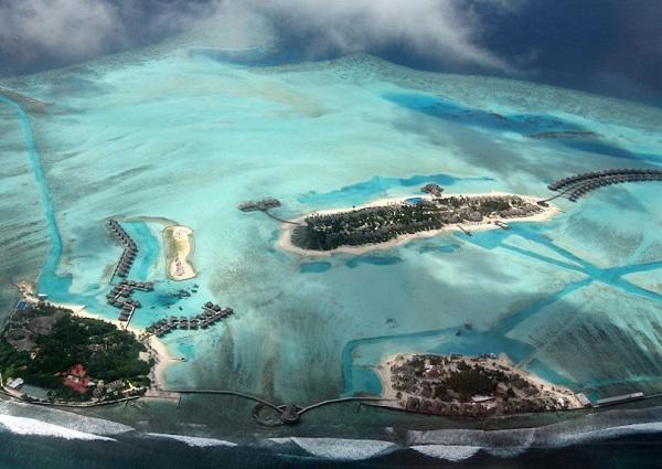 """10 đảo san hô đẹp nhất thế giới khiến du khách """"quên cả lối về"""" - 10"""