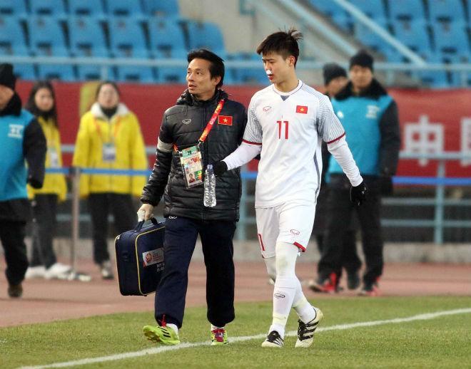 Cầu thủ U23 Việt Nam đổ máu, kiệt sức giật vé chung kết lịch sử - 2