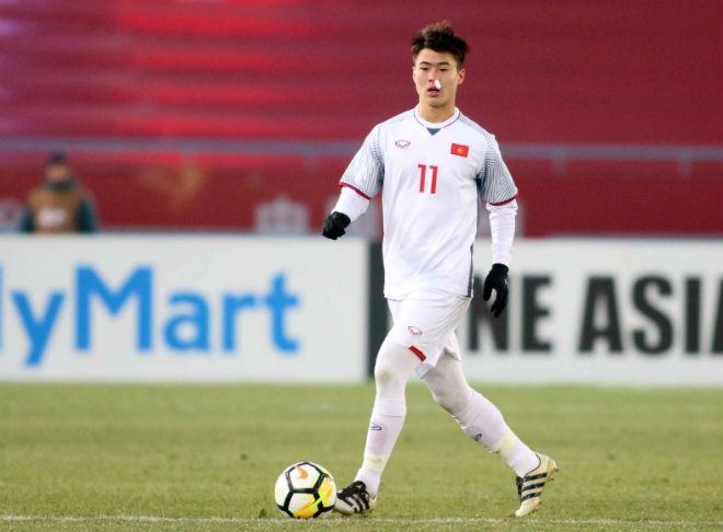 Cầu thủ U23 Việt Nam đổ máu, kiệt sức giật vé chung kết lịch sử - 7
