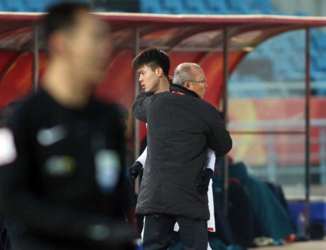 Cầu thủ U23 Việt Nam đổ máu, kiệt sức giật vé chung kết lịch sử - 8