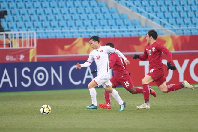 Công Phượng tuyên bố vô địch châu Á: Tri ân thầy Park và fan Việt Nam - 1