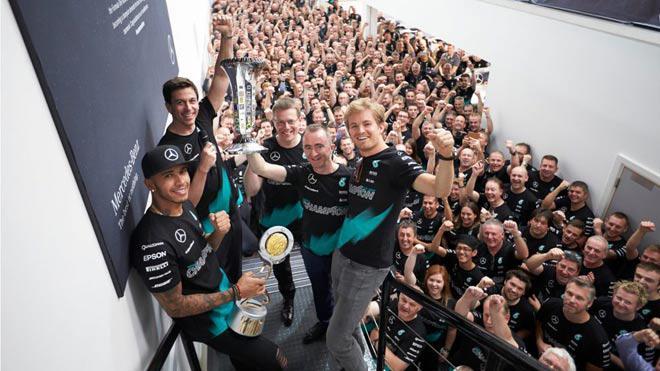 Đua xe F1: Giảm chi phí động cơ, cơn bão biến động nhân sự 3