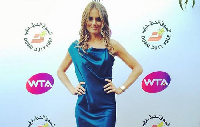 """""""Tiên nữ"""" đẹp nhất Australian Open: Sharapova, Bouchard phải tủi hờn - 7"""