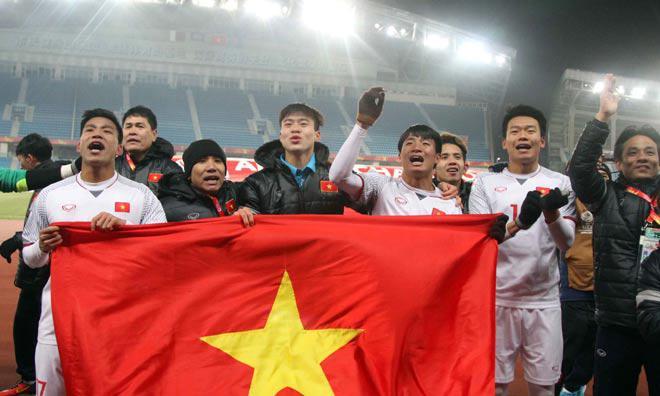 """U23 Việt Nam và """"con số 8"""" kì diệu: Chu kì đỉnh cao danh vọng"""