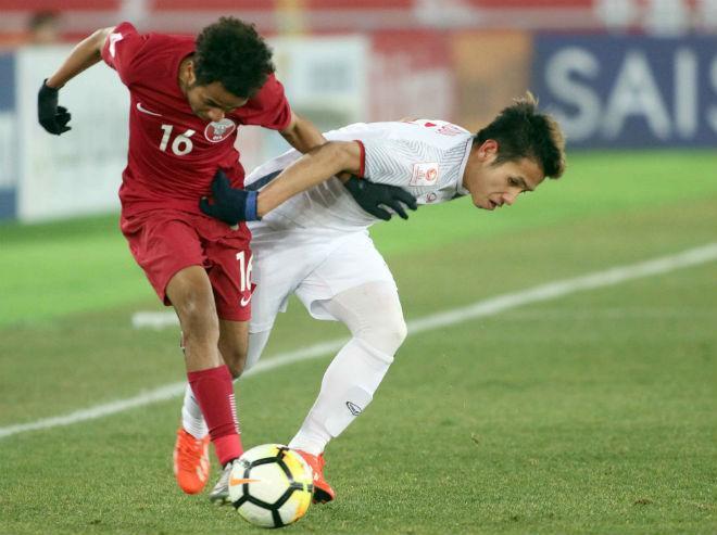 U23 Việt Nam thắng Qatar: Kiểm tra doping cầu thủ thứ 7 - 1