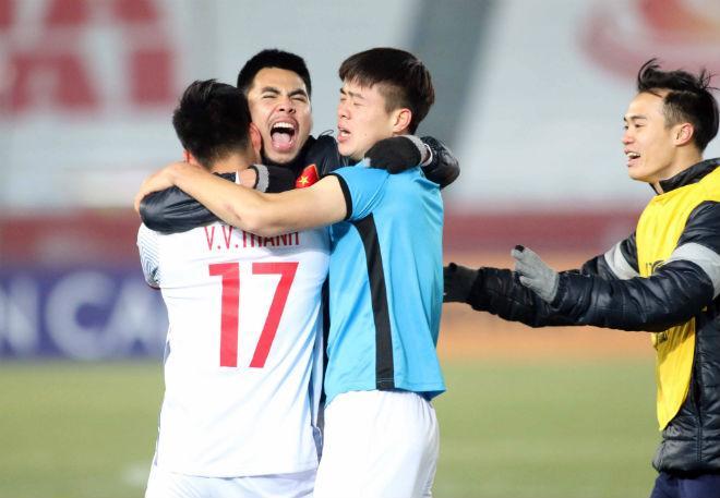 U23 Việt Nam thắng Qatar: Kiểm tra doping cầu thủ thứ 7 - 2