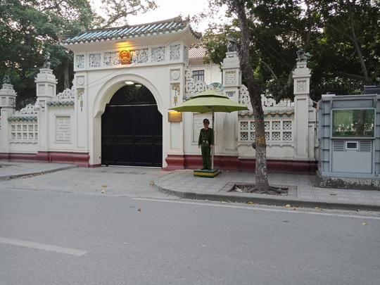 Đại sứ quán Trung Quốc mở cửa cấp visa riêng cho cổ động viên U23 Việt Nam