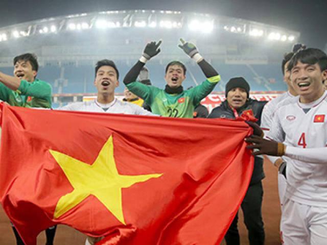 """""""Cháy"""" tour đi Thường Châu, Trung Quốc xem U23 Việt Nam thi đấu"""