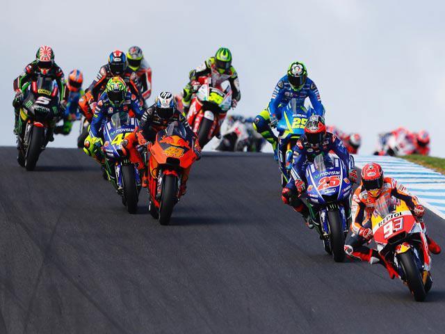 """Đua xe MotoGP: Đã mắt với """"Quái vật""""  trình làng sớm nhất của Ducati 6"""
