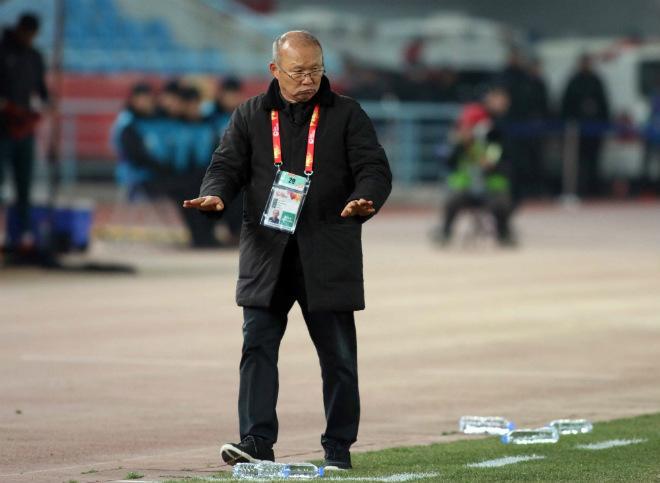 """HLV Park Hang Seo: """"Cầu thủ Việt Nam ngang tầm Nhật Bản, Hàn Quốc"""" 1"""