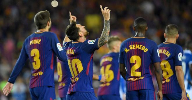 "Barcelona – Espanyol: Coutinho ra mắt, Messi ""gánh team"" - 2"