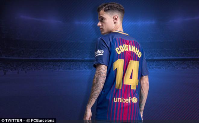 "Barcelona – Espanyol: Coutinho ra mắt, Messi ""gánh team"" - 1"