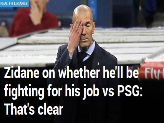 "Real bị loại sốc: Triệu fan đòi ""trảm"" Zidane, thúc mua Harry Kane - 1"