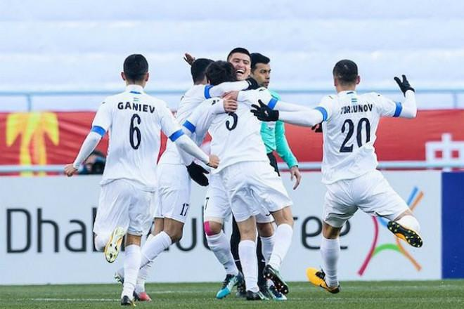 """Tin nóng U23 Việt Nam: Real, Barca """"chống lưng"""" Uzbekistan - 2"""
