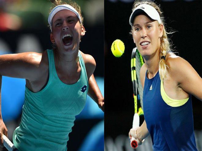 Chi tiết Mertens - Wozniacki: Đẳng cấp và bản lĩnh (KT) 3