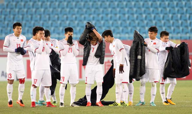 Tin mới nhất U23 Việt Nam 25/1: Thời tiết khắc nghiệt đấu Uzbekistan - 2