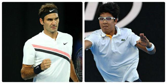 """Tin thể thao HOT 25/1: Federer e ngại """"ngựa ô"""" Hàn Quốc 1"""