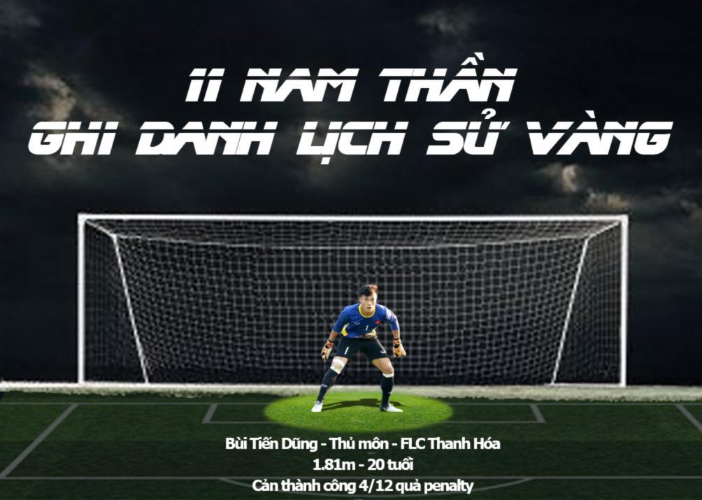"""U23 Việt Nam: Đội hình """"nam thần"""" huyền thoại ghi danh lịch sử Vàng - 1"""