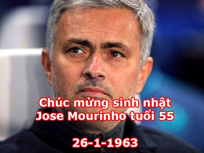 Mourinho mừng sinh nhật 26/1: Vinh quang cùng MU mới là tất cả 1