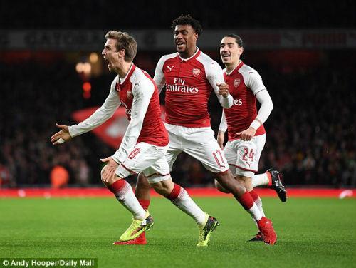 Chi tiết Arsenal - Chelsea: Nỗ lực trong vô vọng (KT) 21
