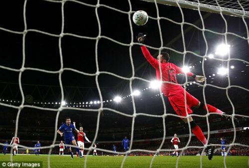 Chi tiết Arsenal - Chelsea: Nỗ lực trong vô vọng (KT) 19
