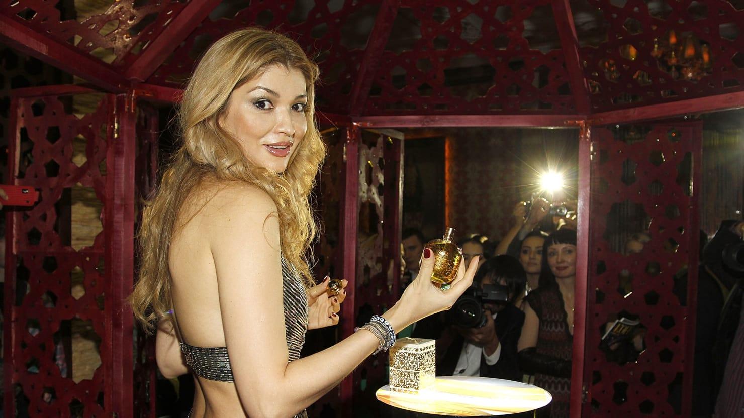 Công chúa xinh đẹp, quyền lực một thời giàu có bậc nhất Uzbekistan - 2