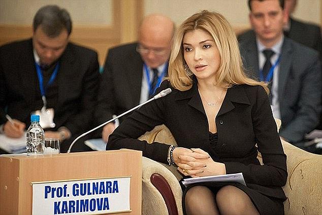 Công chúa xinh đẹp, quyền lực một thời giàu có bậc nhất Uzbekistan - 3