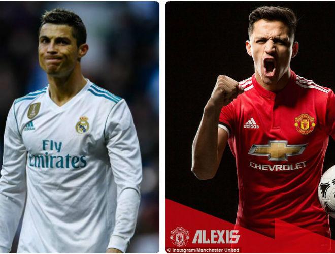 """Ronaldo mất ngôi """"vua lương bổng"""": Đồng tiền không đi liền tài năng 1"""