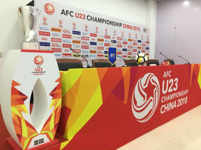 Họp báo chung kết U23 Việt Nam - U23 Uzbekistan: Thầy Park e ngại