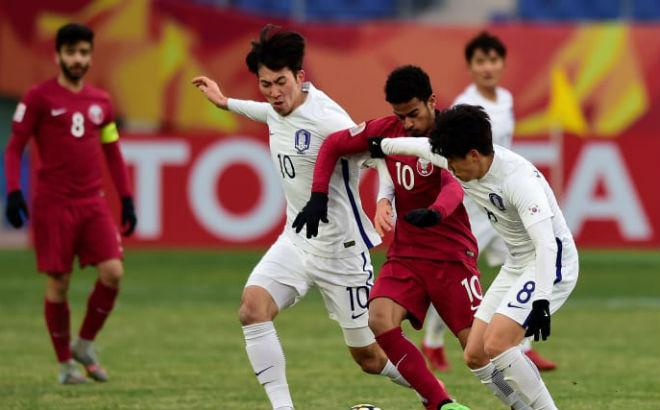 U23 Hàn Quốc - U23 Qatar: Phạt đền hỏng ăn, huy chương tan biến