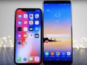 Thời trang Hi-tech - Giá trung bình smartphone tăng lên cũng chỉ vì… iPhone X và Galaxy Note 8
